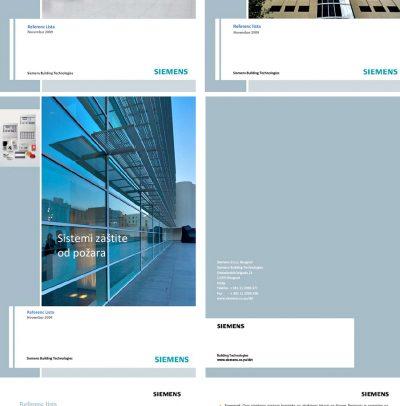 SIEMENS Graphic Design