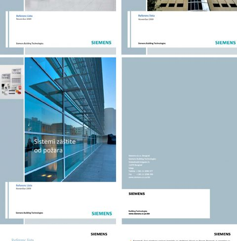 SIEMENS Graphic Design